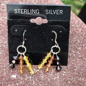 handmade Jewelry - Fall Earrings!